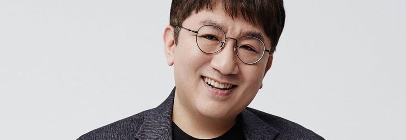 El CEO y presidente de Big Hit Entertainment nombrado en la lista Variety 500