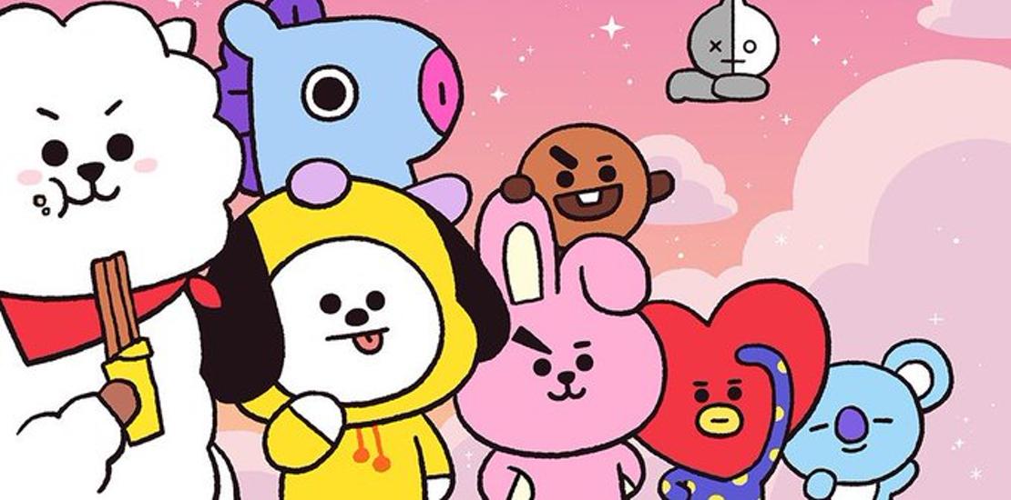 LINE FRIENDS celebra el Festival BT21 2020 por el tercer aniversario de la línea BTS