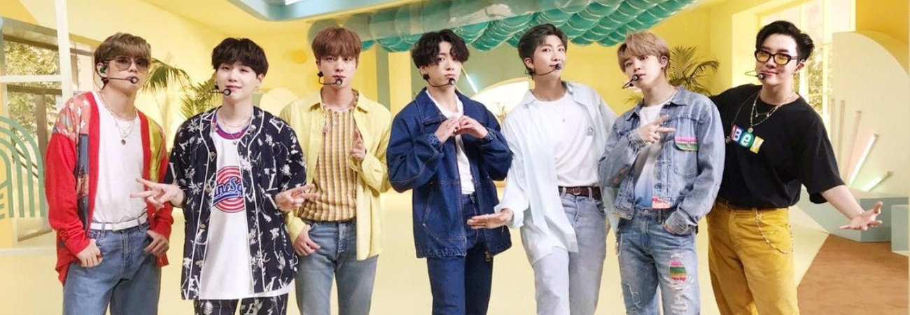 Ellos son los miembros de BTS más aterradores
