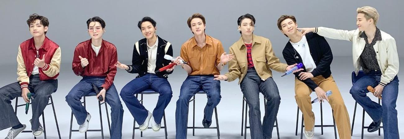 BTS gana 'Mejor grupo de Kpop' por quinto año consecutivo por KBS World