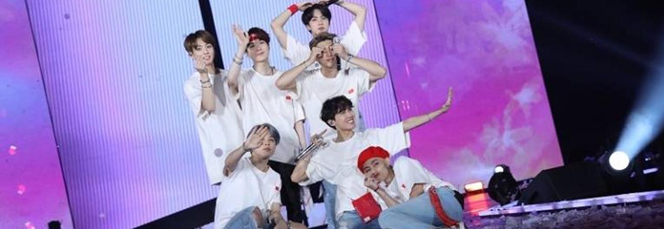 ARMY menciona como BTS se ven tan irreales en vivo