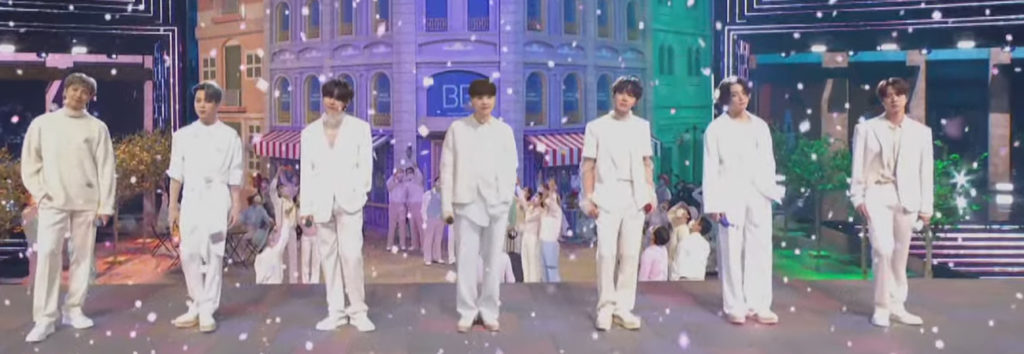 Suga de BTS hace una emotiva aparición en Life Goes On durante MAMA 2020