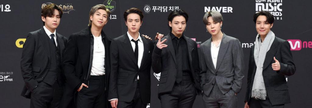 BTS obtiene el premio dentro de la categoria Mejor Actuación de Baile en los MAMA 2020