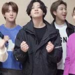 BTS le manda un mensaje de apoyo a ARMY para los exámenes de la universidad