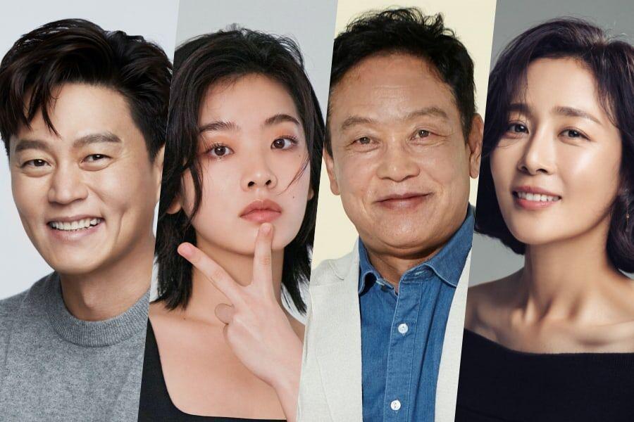 Lee Seo Jin, Lee Joo Young, Kim Young Chul y Moon Jung Hee elegidos para un nuevo drama de misterio político