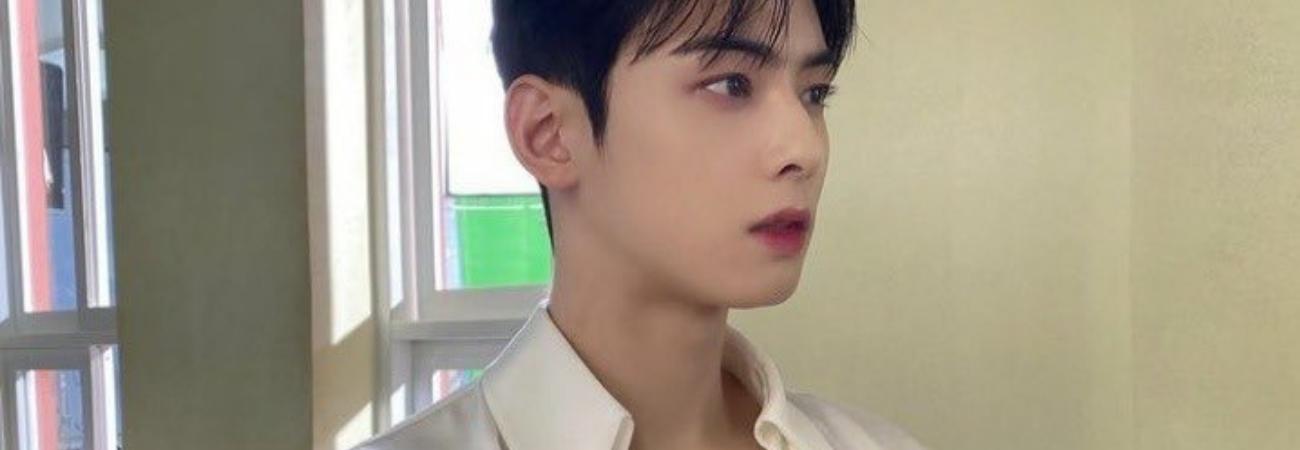 Cha Eun Woo da ASTRO se transforma em um vampiro sexy no drama