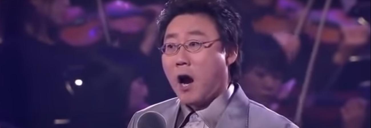 O barítono coreano Choi Hyun Soo executou com maestria