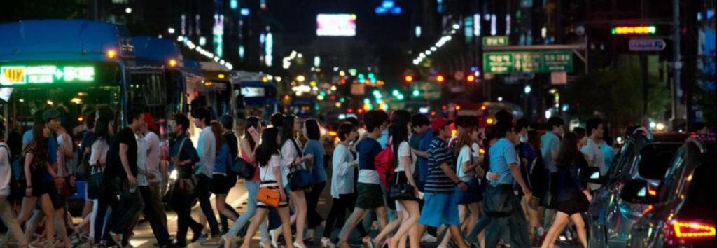 Corea del Sur es atacado por un tercera ola de COVID-19
