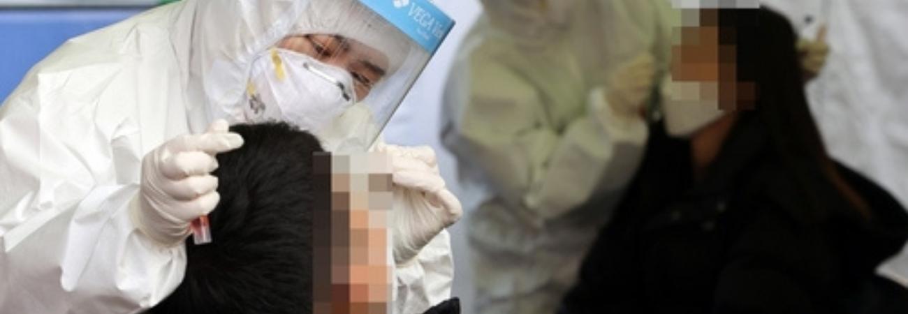 Corea del Sur, los casos nuevos de coronavirus vuelven a superar los 1.000