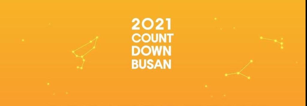 Conoce la alineación del 2021 Countdown Busan