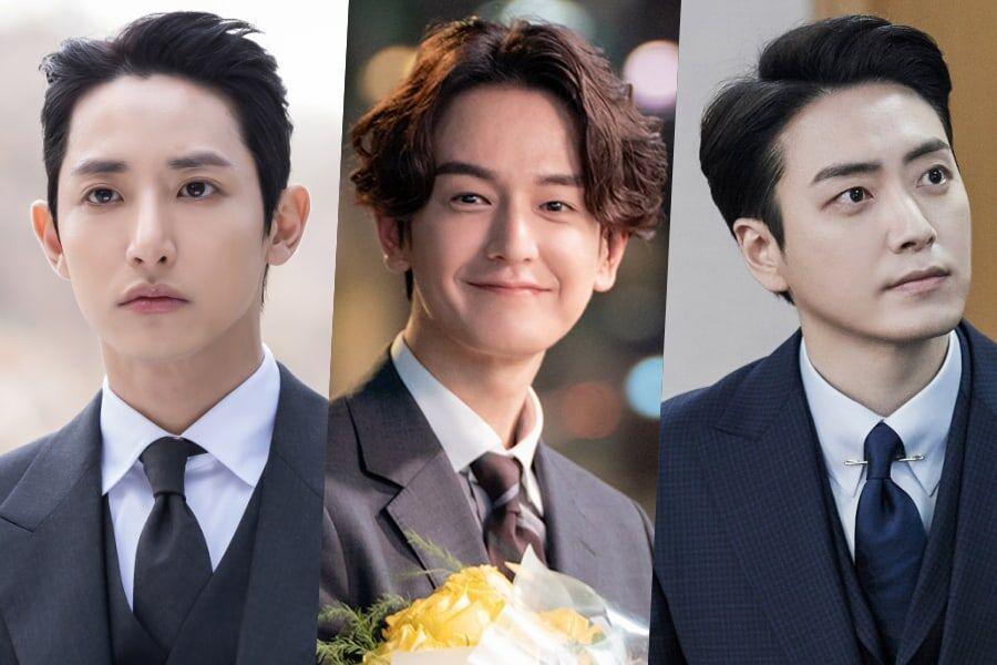 Seis atores de k-drama em seus 30 anos, você deve saber