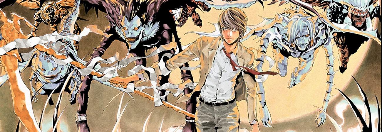 Death Note se esta preparando para lanzara historias cortas