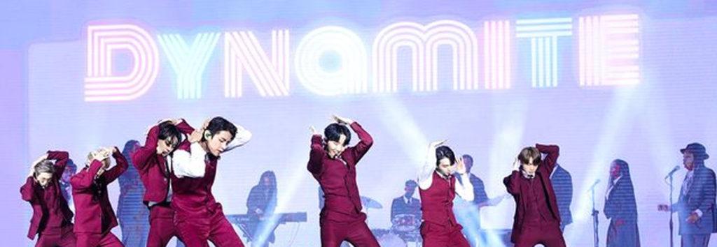 BTS lanzara el holiday remix de Dynamite