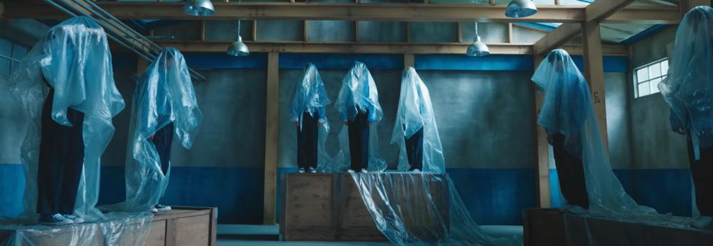 ENHYPEN revela un creepy teaser para el MV Let Me In (20 CUBE)