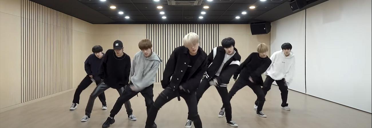 ENHYPEN revela el dance performance de Given-Taken
