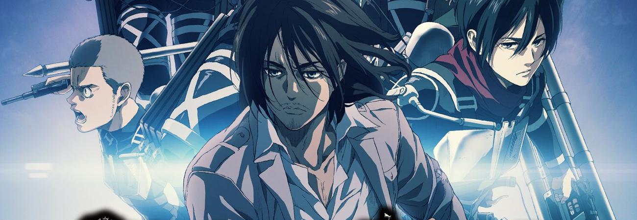 Eren se convierte en el nuevo visual para Shingeki no Kyojin: The Final Season