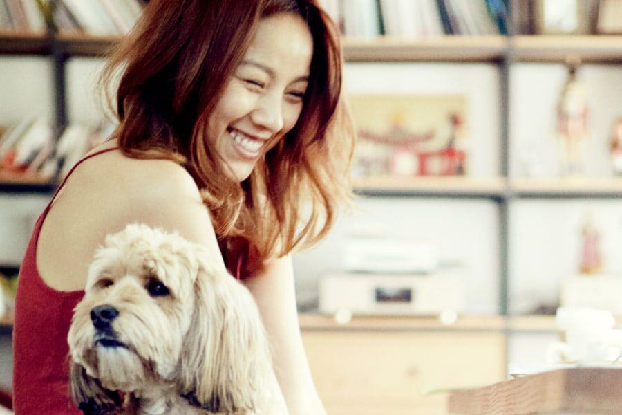 Lee Hyori se despide de su mascota Soonshim