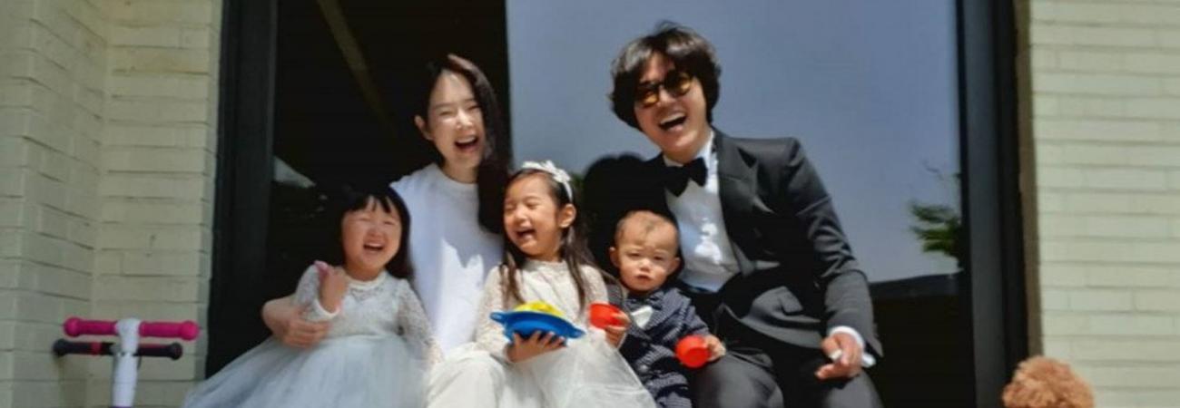 El actor Yoon Sang Hyun y sus tres hijos se unirán a 'The Return of Superman'