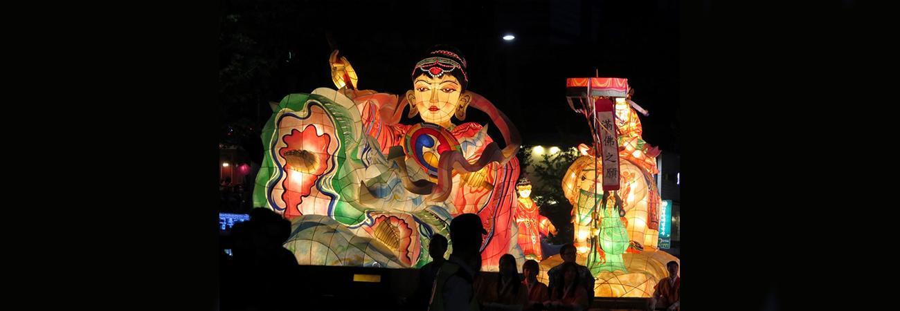 El 'Festival de los Faroles de Loto' inscrito como Patrimonio Cultural Inmaterial de la Humanidad