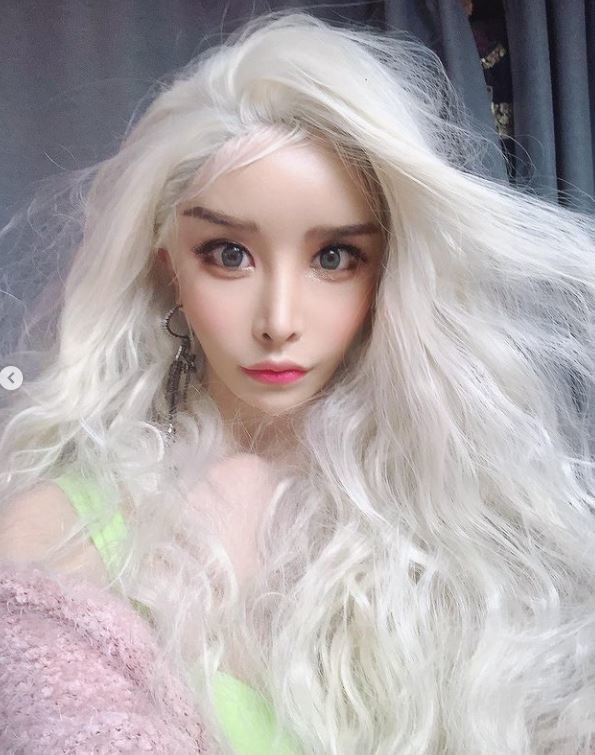 Harisu revela fotos en Instagram y luce como una muñeca