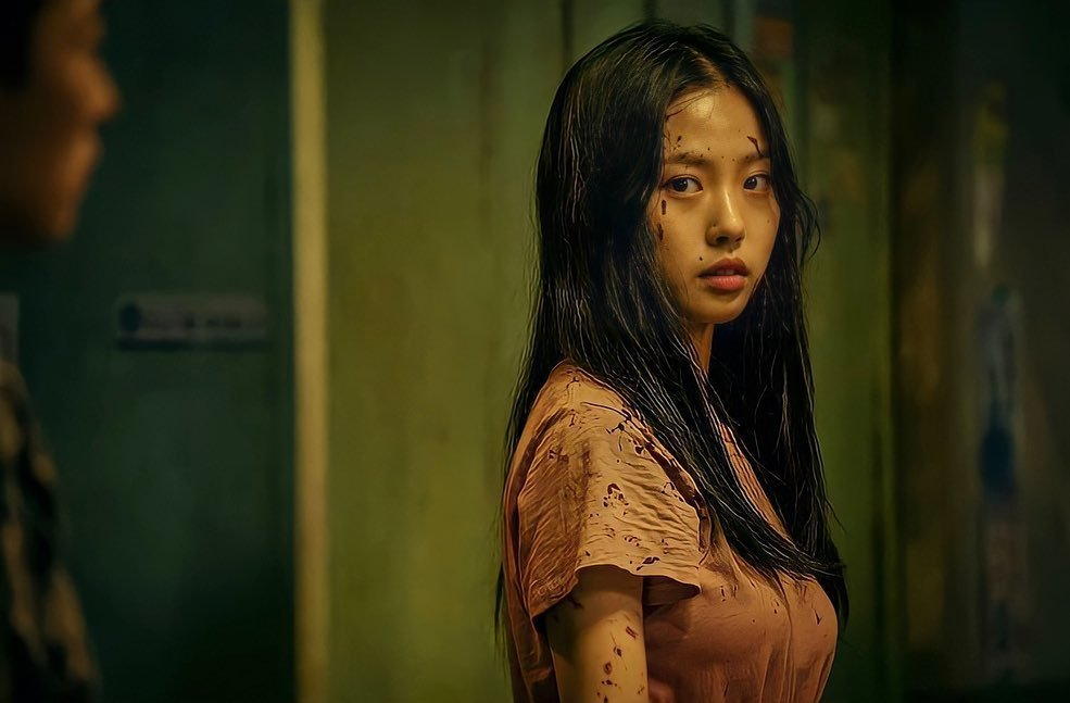 """Go Min Si revela que perdió 13 kilos para su papel en """"Sweet Home"""""""