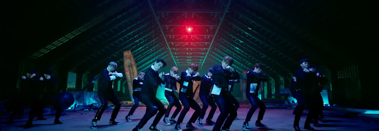 GHOST9 revela el dance teaser para W.ALL