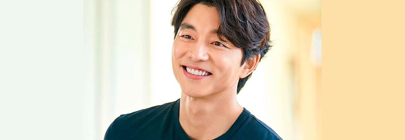 Celebridades que han confesado que Gong Yoo de 'Goblin' es su 'tipo ideal'