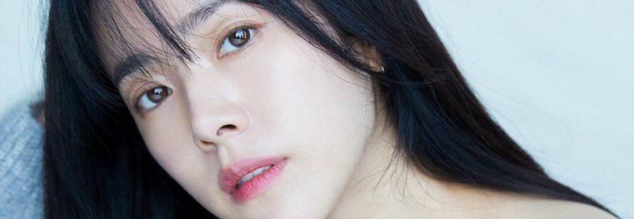 La Actriz Han Ji Min compara trabajar con Nam Joo Hyuk en