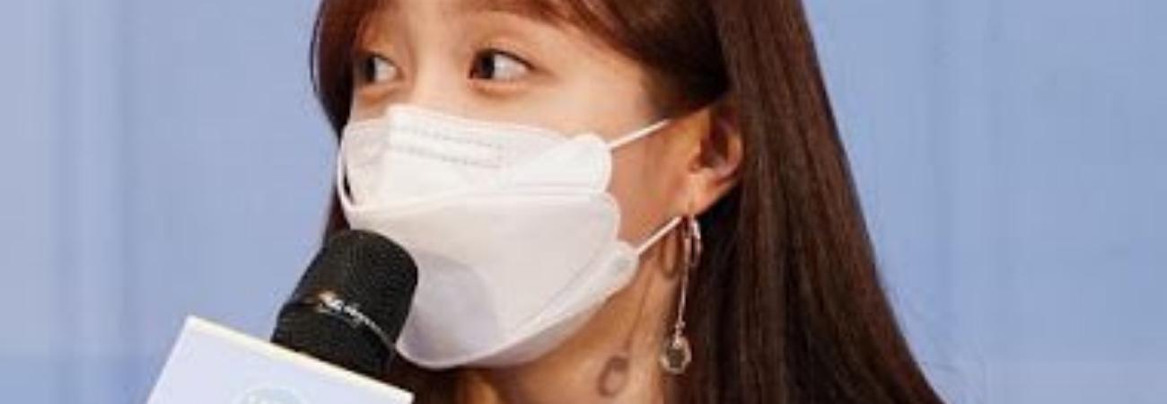 Hani de EXID dice que Chungha siguió disculpándose luego de su diagnóstico de COVID-19