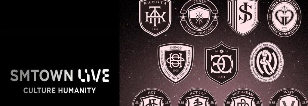 SM Entertainment revela sus twitter hashflag para utilizar en SMTOWN LIVE – Culture Humanity