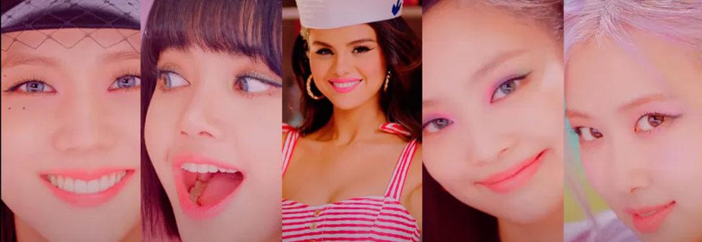 Ice Cream de BLACKPINK y Selena Gomez se posiciona en Lista de Mejor colaboración pop de 2020 por Rolling Stone