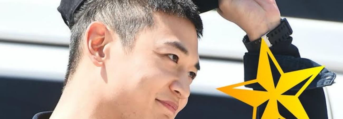 3 ídolos del K-Pop acaban de recibir grandes elogios por su servicio militar