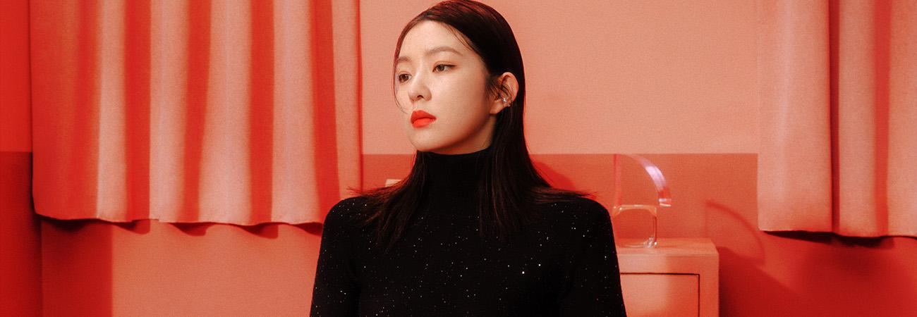 Captan a Irene de Red Velvet luego de las controversias por su actitud