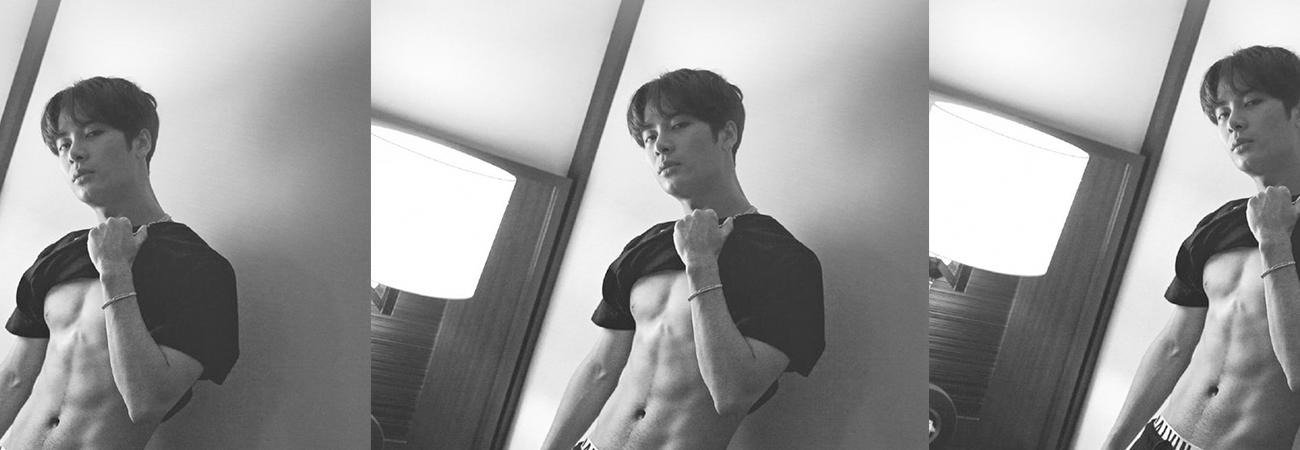 Esto es lo que come Jackson de GOT7 para estar en forma