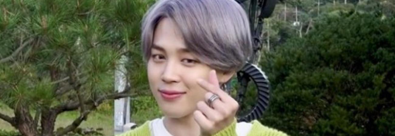 Jimin de BTS rompe récord en Instagram y TikTok