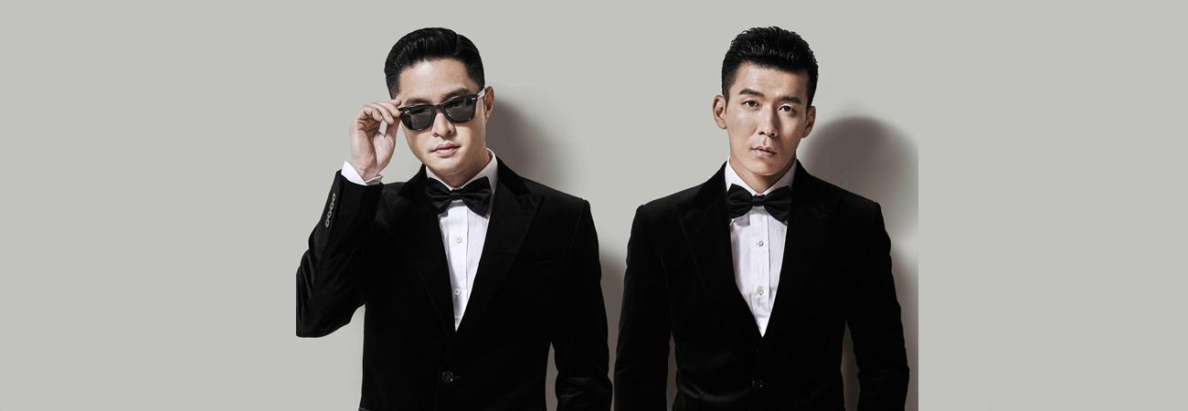 JinuSean, los pioneros del hip hop coreano