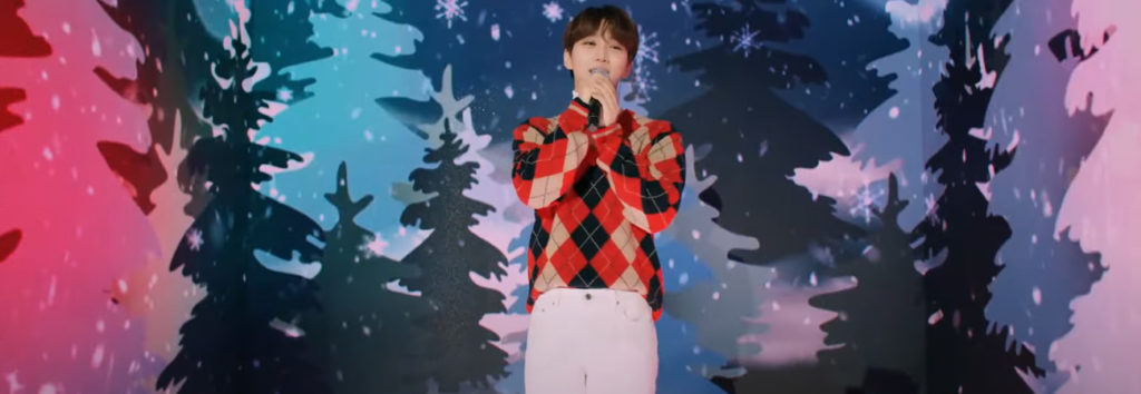 Joochan de Golden Child realiza el hermoso cover de Christmas Without You de Ava Max