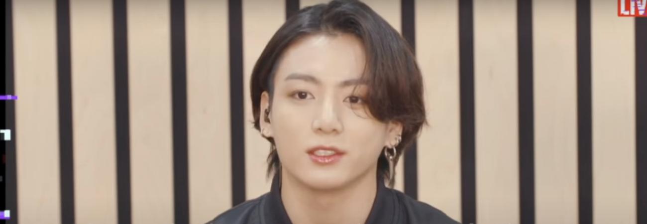 Jungkook revela cuál es el nuevo deseo de BTS