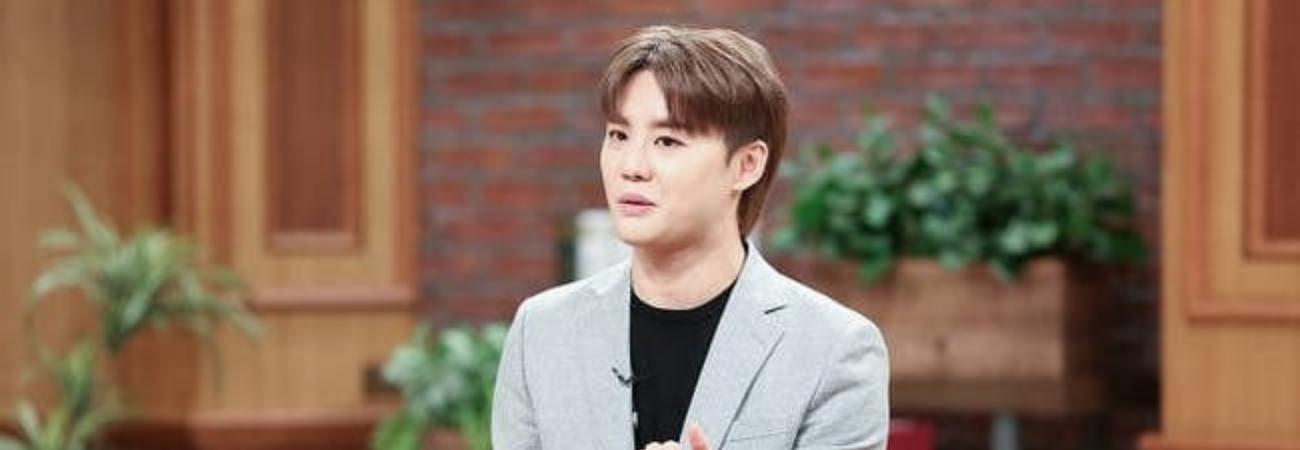 Kim Junsu hablo de musicales y la ley JYJ en el Programa Chodaeseok de EBS
