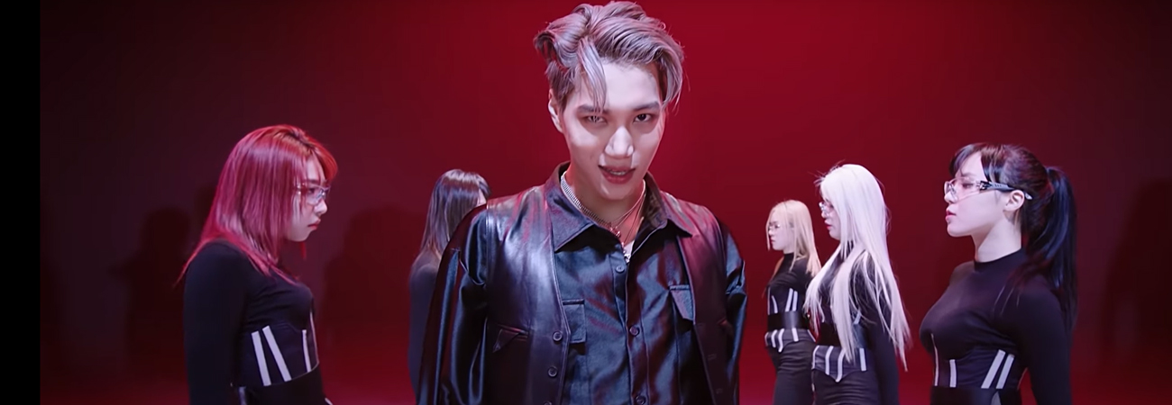 Netizen quedan impactados con el dance performance de Kai de Mmmh