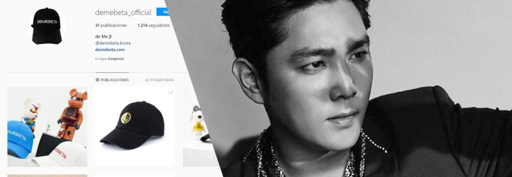 Kangin de Super Junior regresa con un nuevo proyecto llamado ' de Me β'