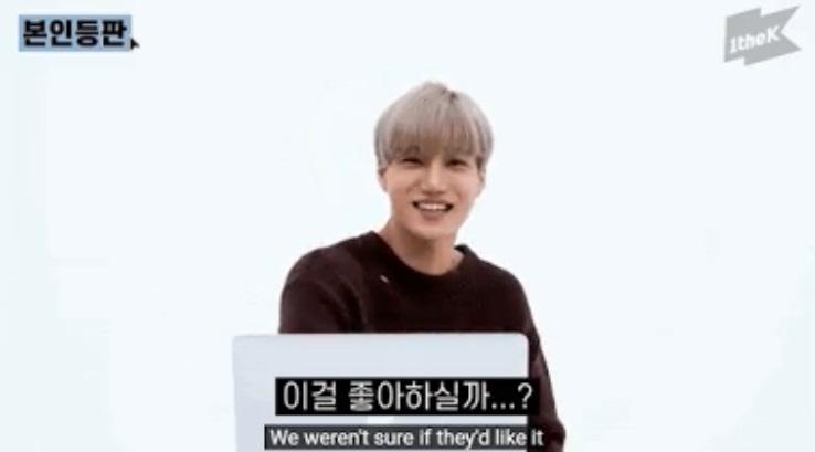 Kai de EXO revela que no puede ver este MV del grupo