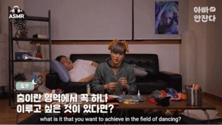 Kai de EXO revela cuál es su meta como bailarín