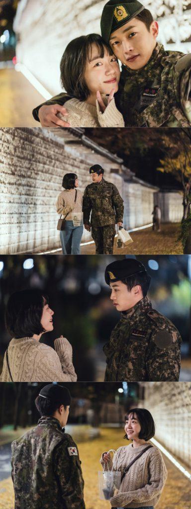 """Kim Min Seok y So Ju Yeon son una tierna pareja en nuevas imágenes de """"Lovestruck In The City"""""""