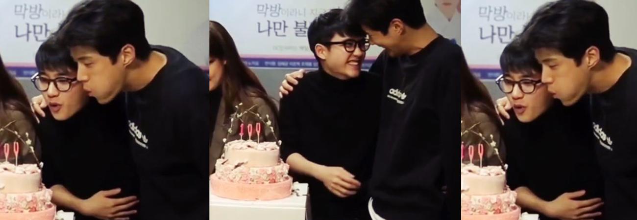 La adorable amistad entre D.O de EXO y Kim Seon Ho de 'Start-Up'