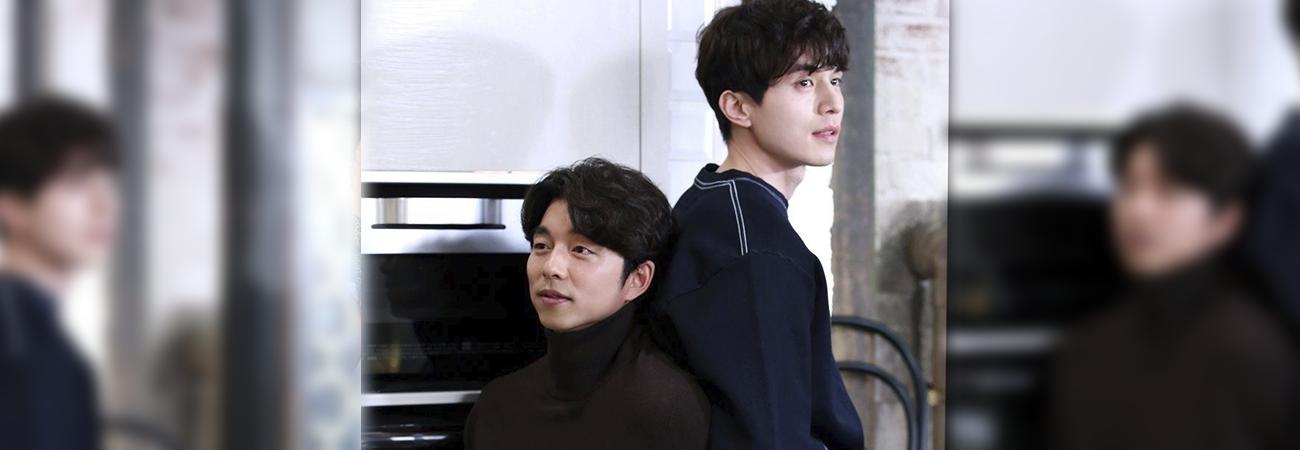 La increíble amistad entre Gong Yoo y Lee Dong Wook inició antes del Kdrama 'Goblin'