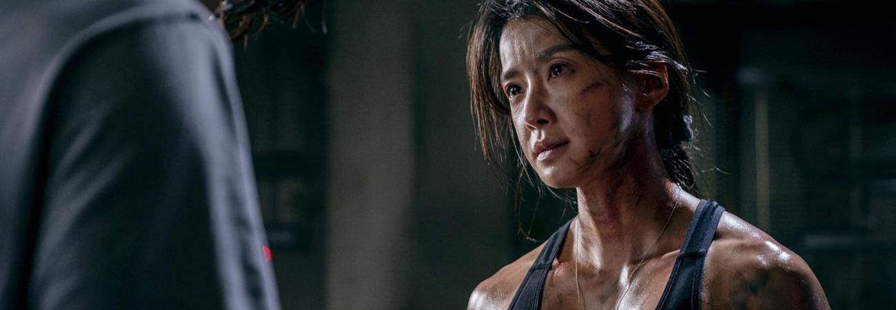 Lee Si Young habla sobre su preparación fisica para su papel en Sweet Home