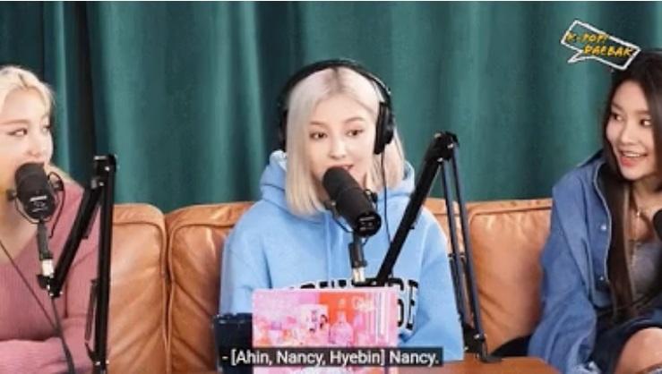 MOMOLAND elige a Nancy como la peor cocinera y esta es la razón