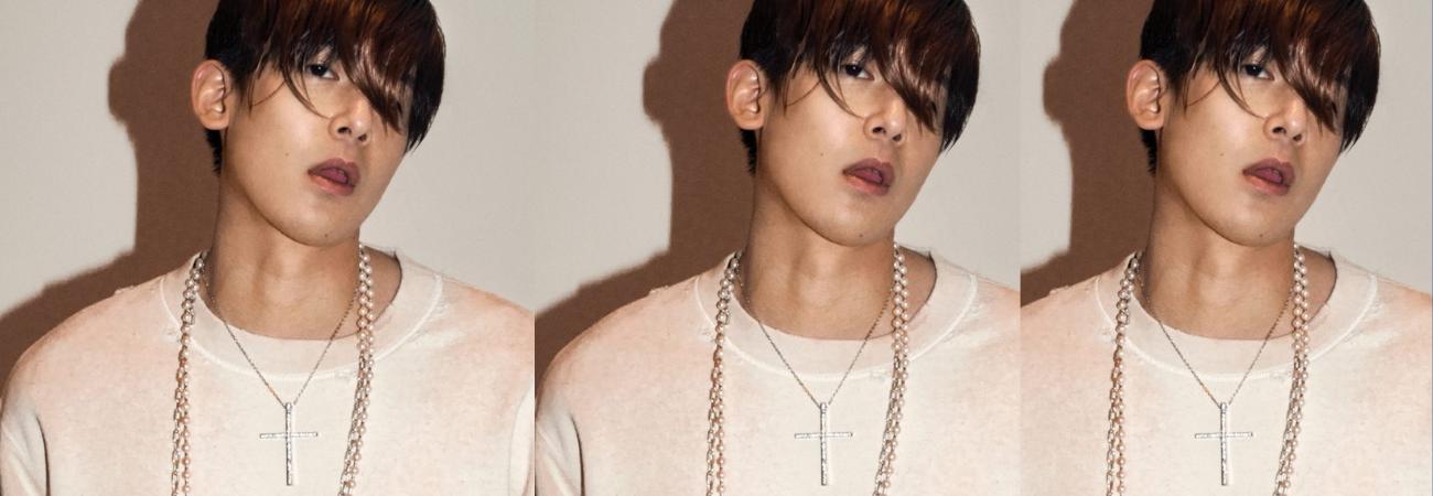 Nichkhun de 2PM y el cambio de su imagen para la Revista Legend