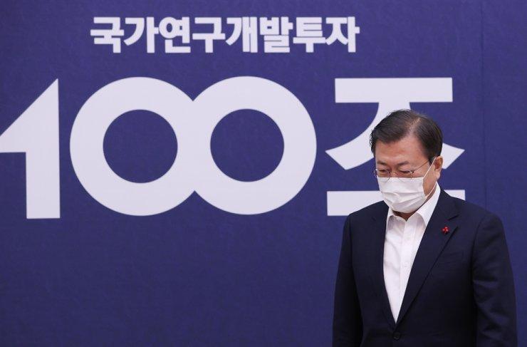Desaprobación del Presidente de Corea del Sur, Moon Jae-in se eleva a 59.1%